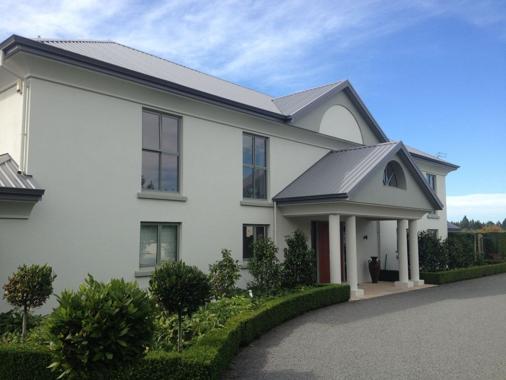 Exterior Plastering Exterior Plasterers Covering Christchurch and Canterbury