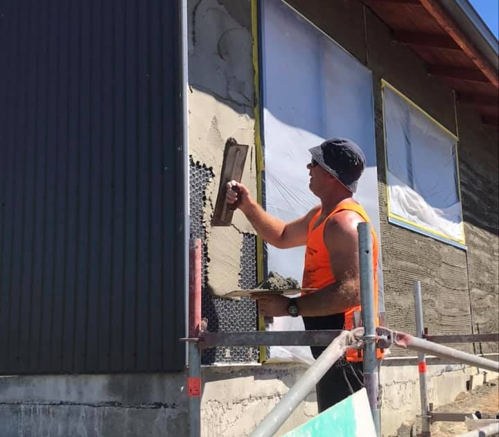 Exterior plaster repairs Christchurch and Canterbury and throughout NZ